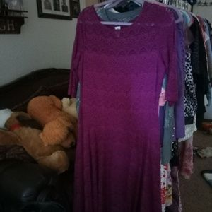 Sangria  New Dress - Size 16